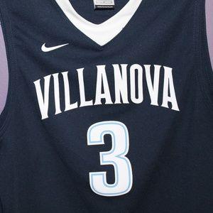 Nike Villanova Basketball Jersey - Number 3